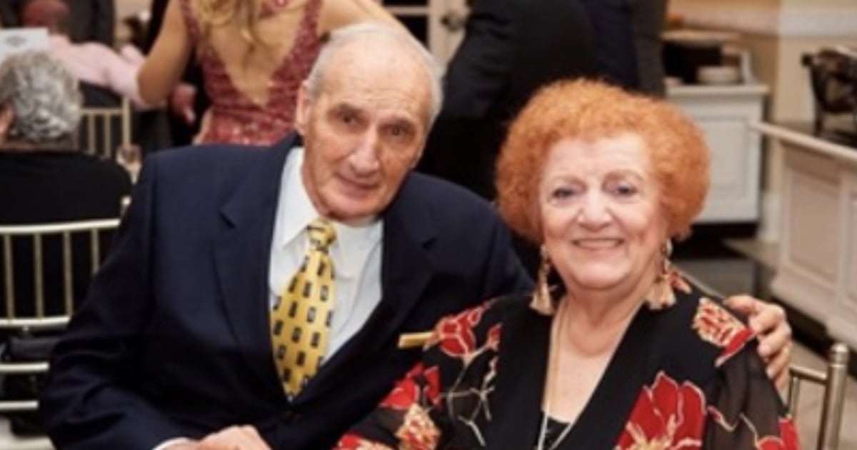 Coronavirus kills New Jersey couple married 62 years, two days after son's death - NBC News