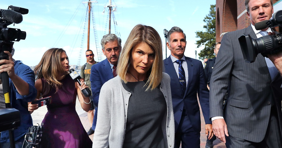 Actress Lori Loughlin and husband facing additional charges in college admissions scandal