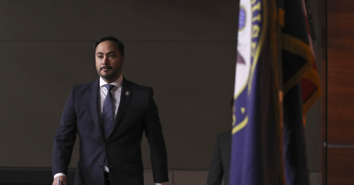 Democratic Rep. Joaquin Castro seeks larger role in Congress as Foreign Affairs chair