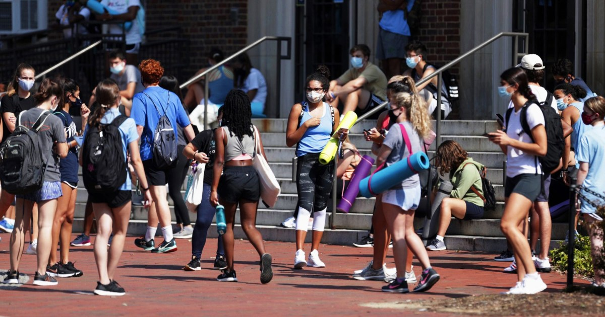 'They put us all in danger': UNC-Chapel Hill students outraged after quick shift to virtual learning