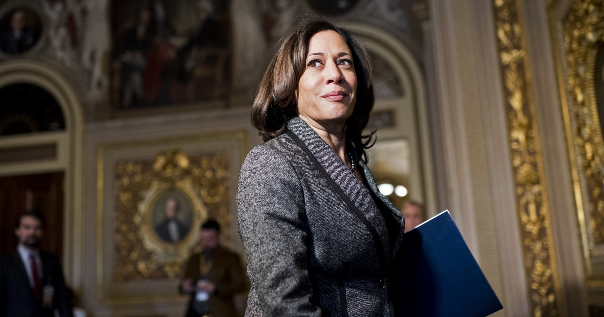 www.nbcnews.com: 'Kamala Auntie' prompts examination of anti-Blackness for South Asians