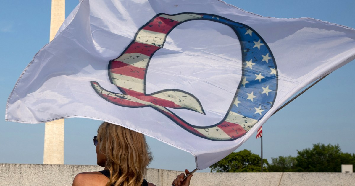 Female extremists in QAnon and ISIS are on the rise. We need a new strategy to combat them.