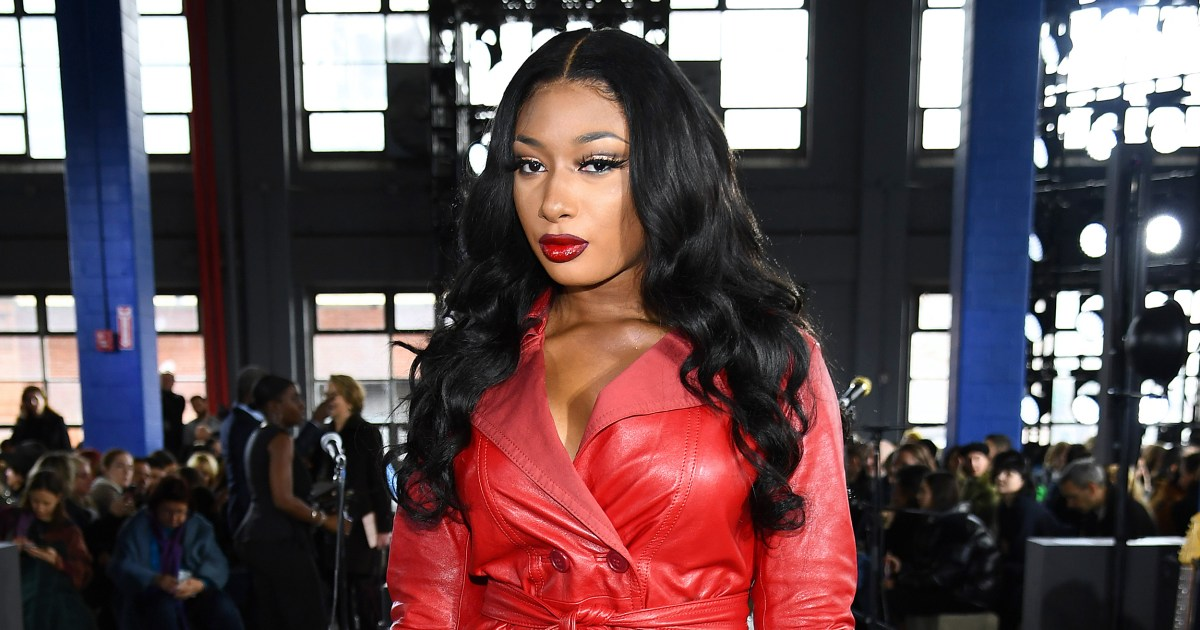 Megan Thee Stallion says person who shot her is Tory Lanez - NBC News
