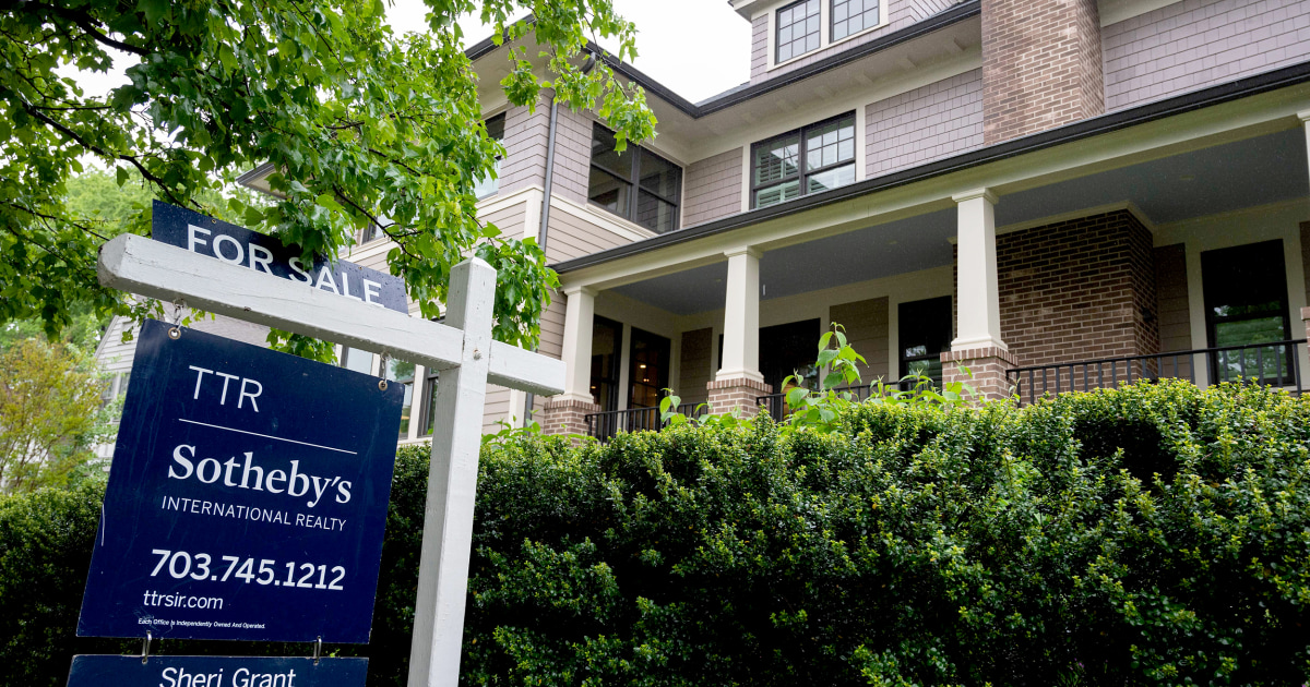July home sales spike a record 24.7 percent as prices set a new high – NBC News