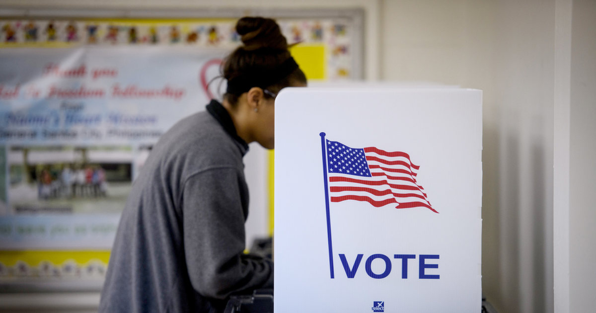 Why elections aren't happening on our smartphones
