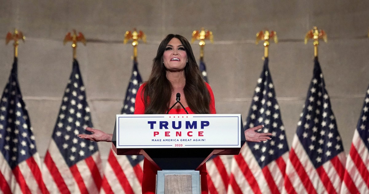 Puerto Ricans push back on Kimberly Guilfoyle's 'first-generation American' remarks – NBC News