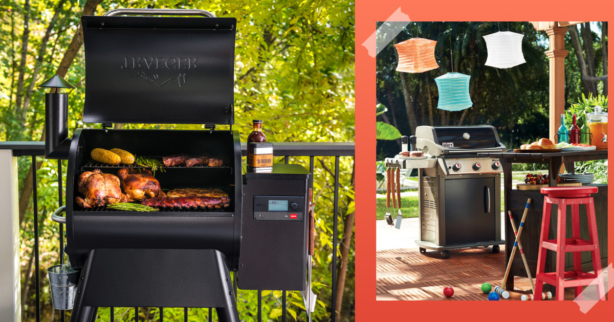 Labor Day sales: Grills from Traeger, Weber and more thumbnail