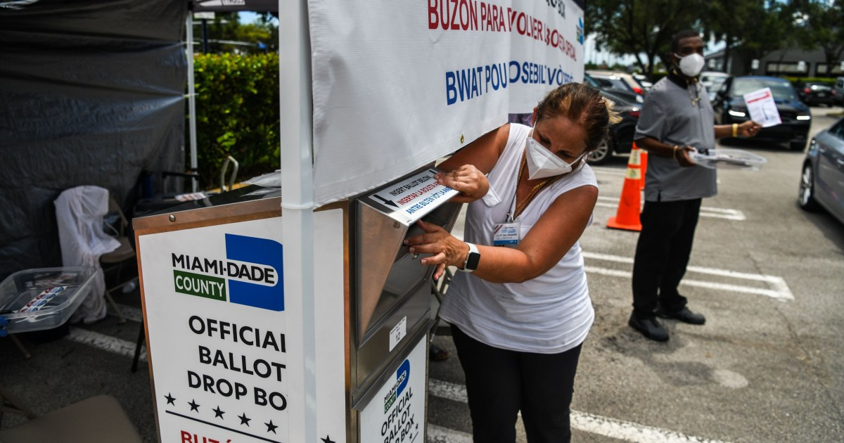 Do not open until Election Day: State laws will delay counting mail-in votes in Trump-Biden race thumbnail
