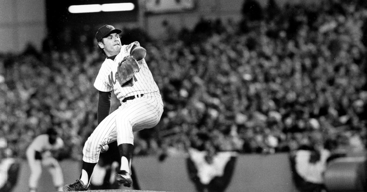 Tom Seaver, New York Mets great, diagnosed with dementia