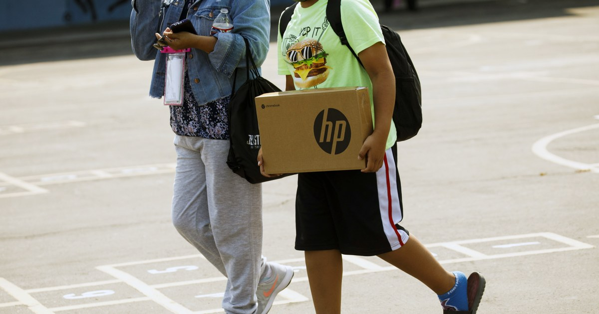Parents scramble to find affordable laptops as kids head back to school