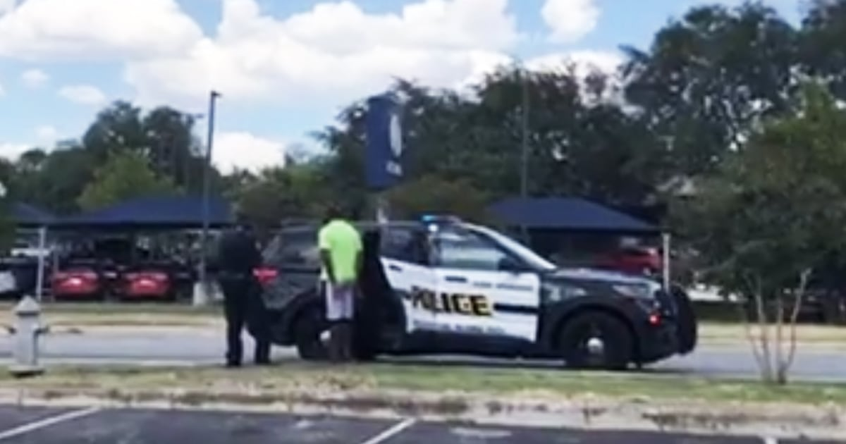 Black jogger mistaken for suspect in Texas has all charges dismissed after arrest
