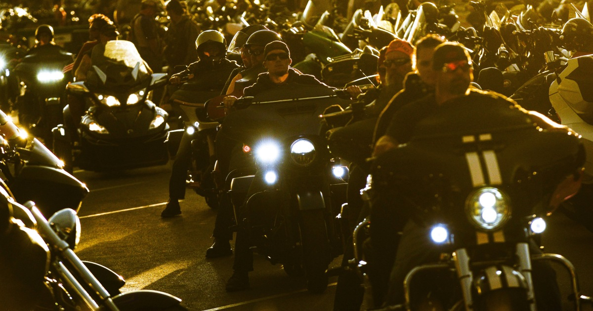 Weeks after Sturgis motorcycle rally, first COVID-19 death reported as cases accelerate in Midwest