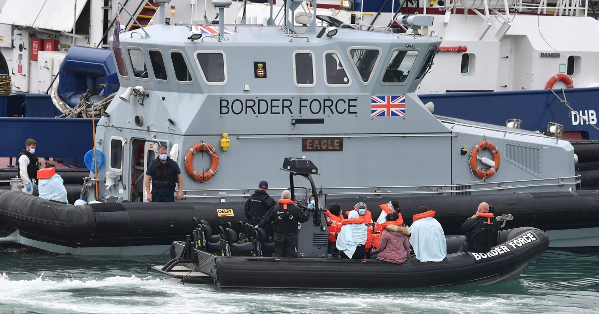 'A crisis of humanity' as migrants take on treacherous journey from France to Britain
