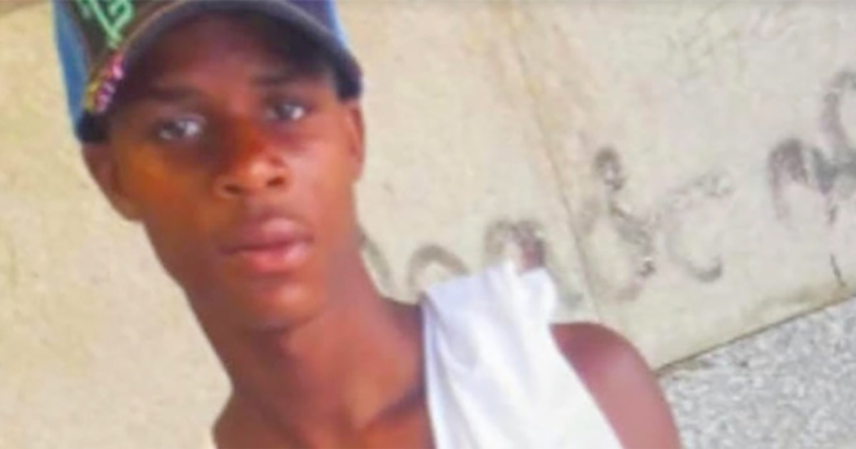 D.C. police release bodycam footage showing fatal shooting of Black teen – NBC News