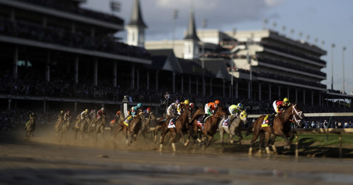 Kentucky Derby will play 'My Old Kentucky Home' despite criticism