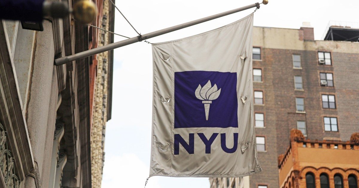 More than 20 NYU students suspended for breaking coronavirus rules school says – NBC News