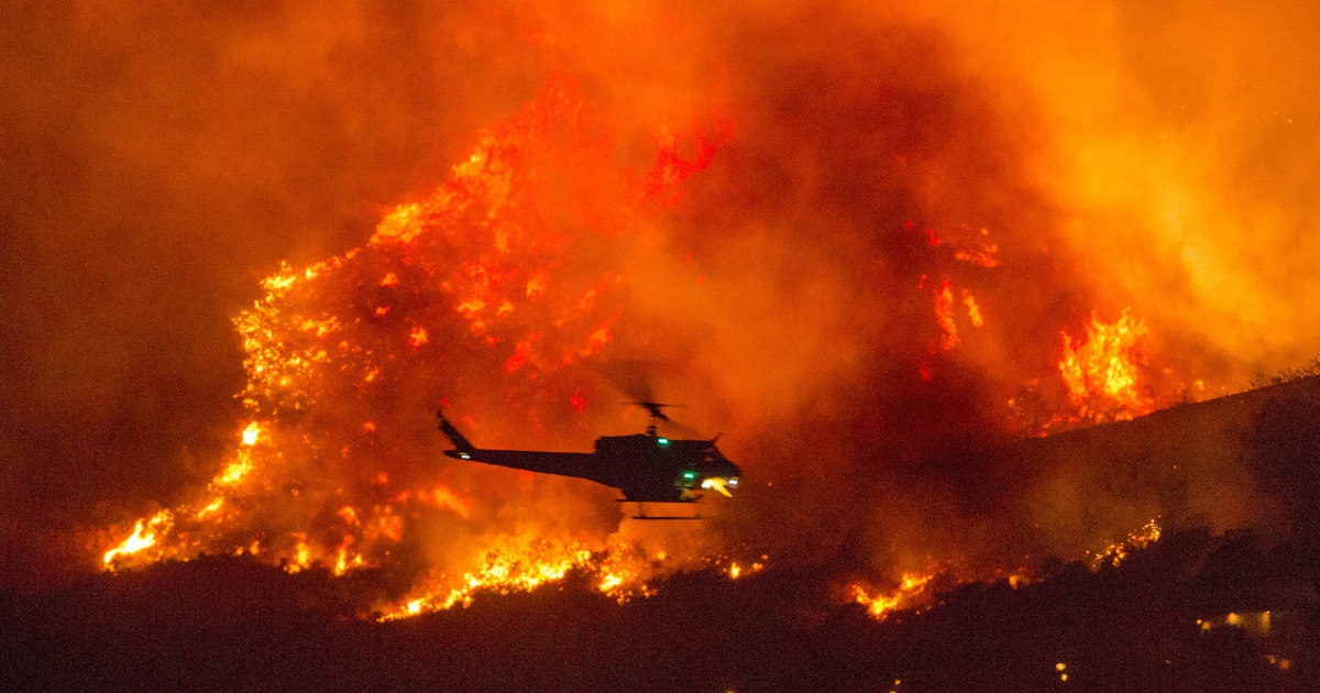 California hiker dies as record heat wave and wildfires scorch state