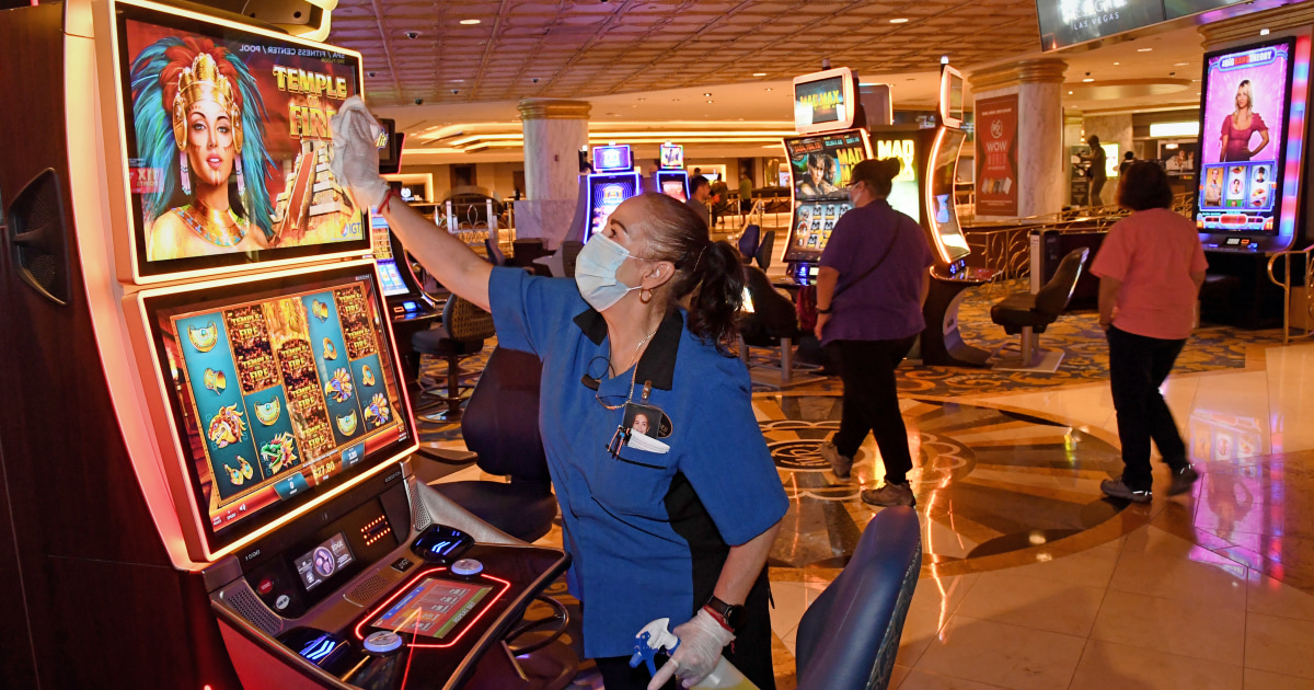 Casinos are getting creative to combat the coin shortage