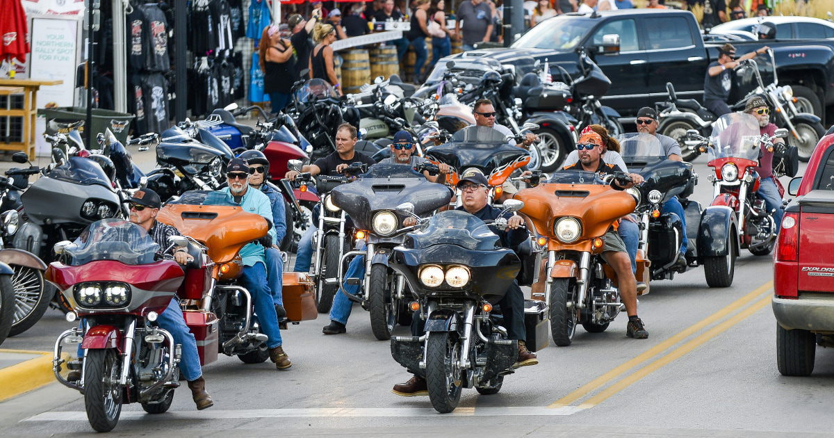 Sturgis rally may have caused more than 250,000 new coronavirus cases, study finds