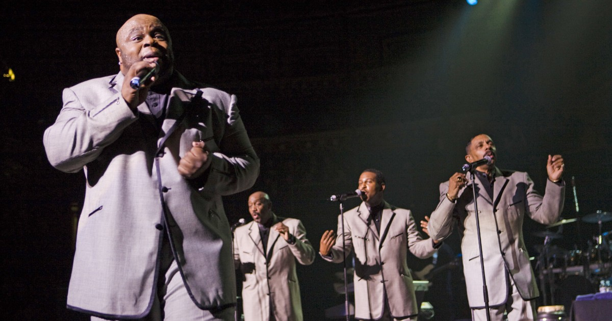 Bruce Williamson, former singer for The Temptations, dies at 49 thumbnail
