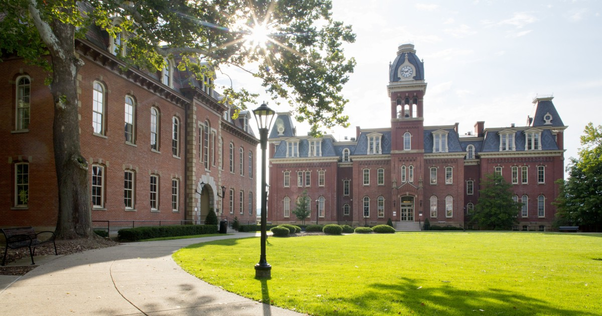 West Virginia University suspends in-person undergrad classes amid spike in COVID-19 cases