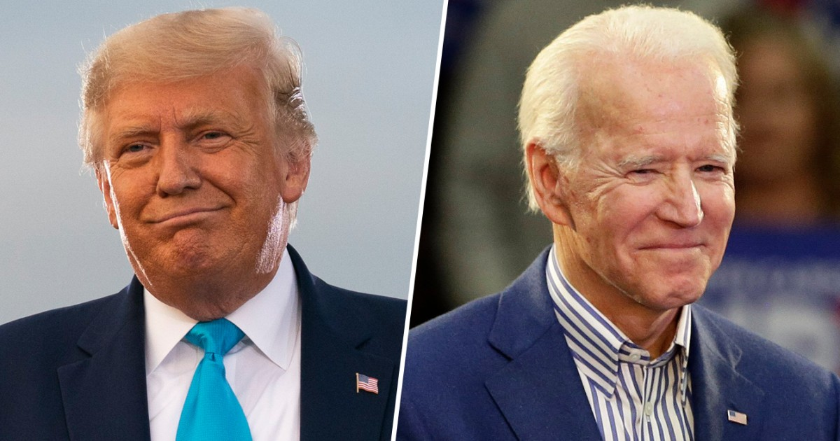 Poll: Trump and Biden are tied in battleground Florida thumbnail