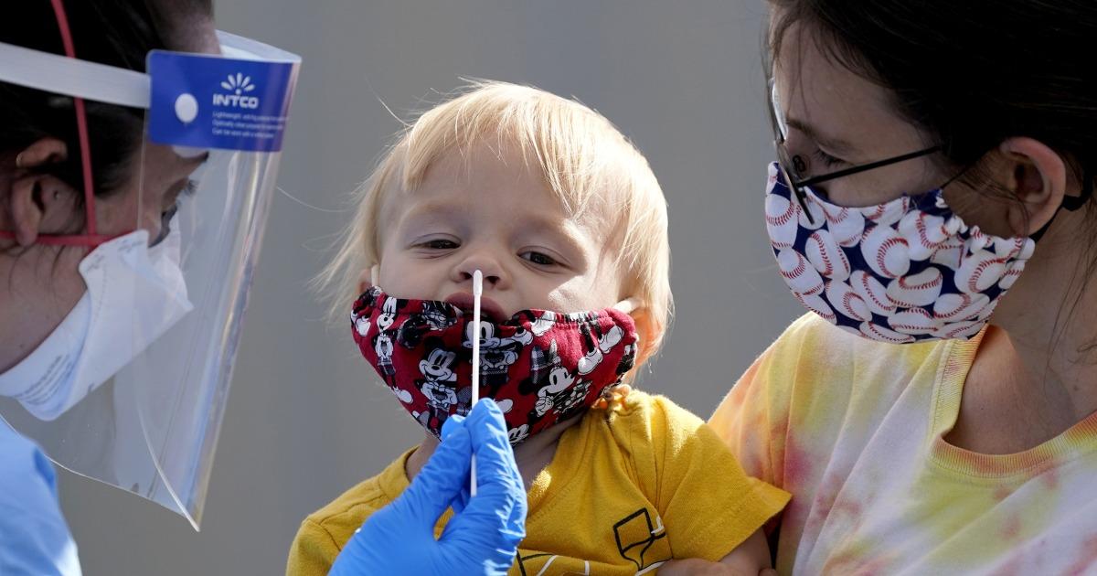 More than half a million children in the U.S. have had COVID-19 – NBC News