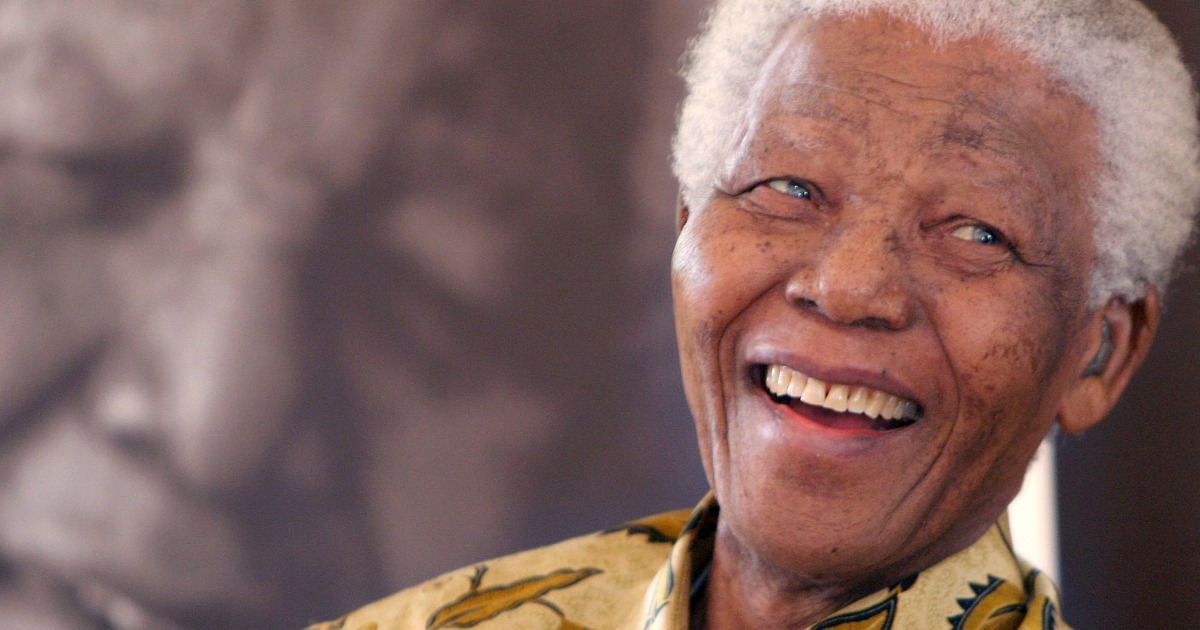 'He was no leader': South Africa denounces Trump's reported comments about Mandela thumbnail