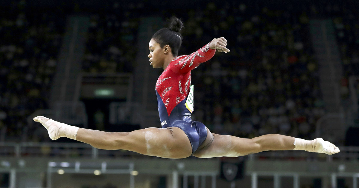Olympian Gabby Douglas opens up about hair damage from gymnastics: 'I had bald spots'