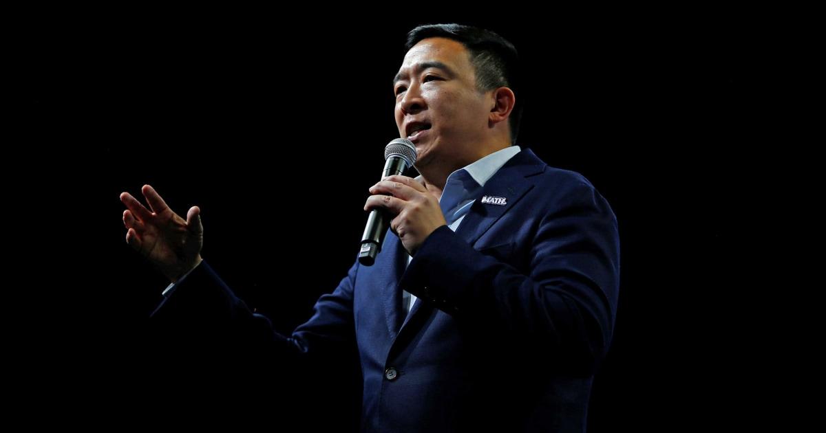 www.nbcnews.com: Andrew Yang: Helping Biden win could be Asian American 'political awakening'