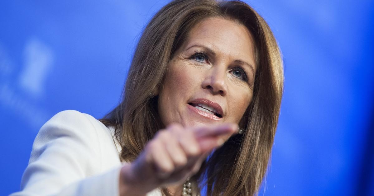 'Transgender Black Marxists' seek to overthrow U.S., Trump backer Michele Bachmann says