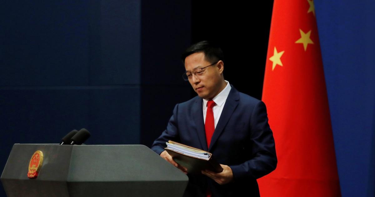 China hits back at U.S. cancellation of over 1000 Chinese student visas – NBC News