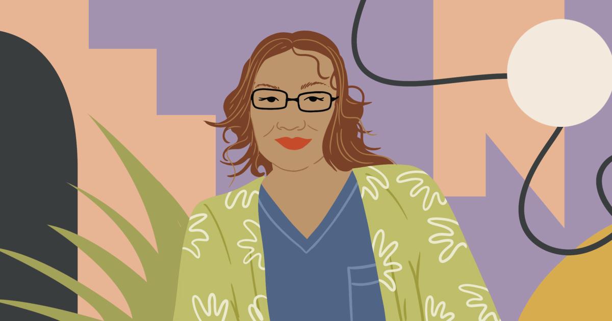Los Angeles nurse Monica Escobar treats the coronavirus 'that knows no boundaries'