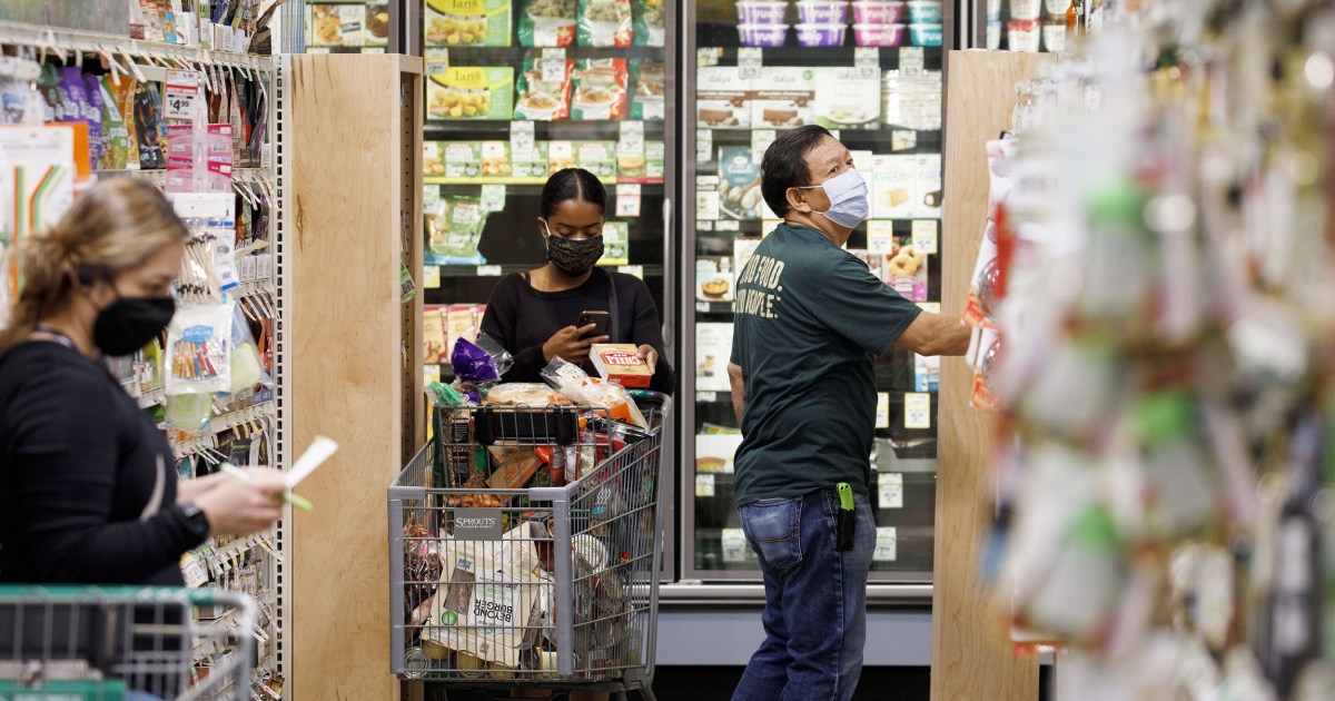 Stockpiling is over, so why have grocery prices gone up again? thumbnail