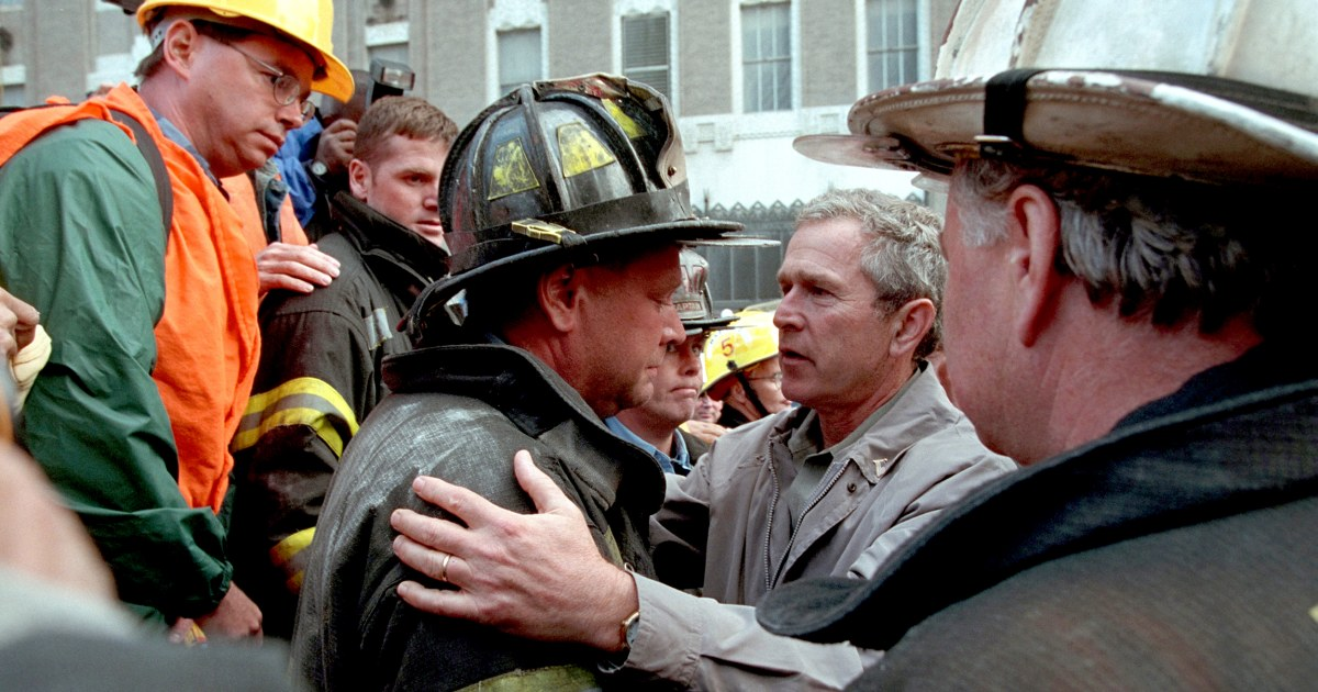 9/11 anniversary highlights Trump's failures as America faces a new crisis — from within