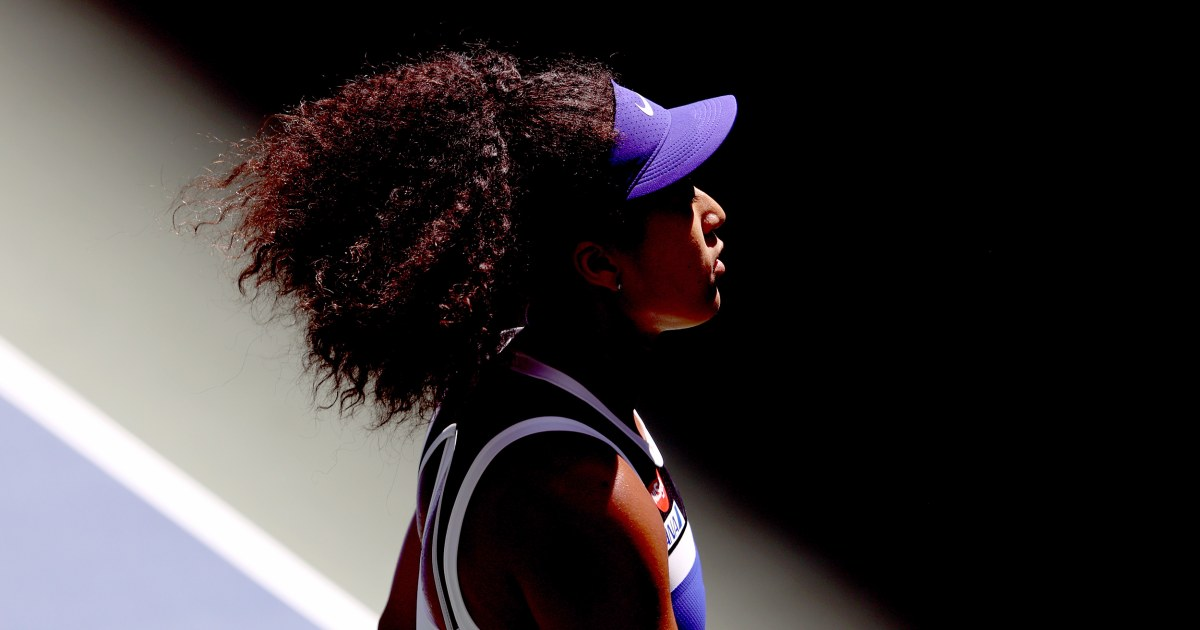 U.S. Open women's final features Naomi Osaka's masks, Black hair and a bold cultural statement