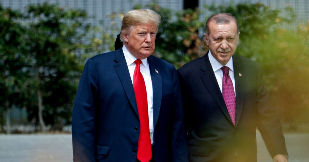 Behind Trump's Turkish 'bromance': Lev Parnas, oligarchs and a lucrative lobbying deal