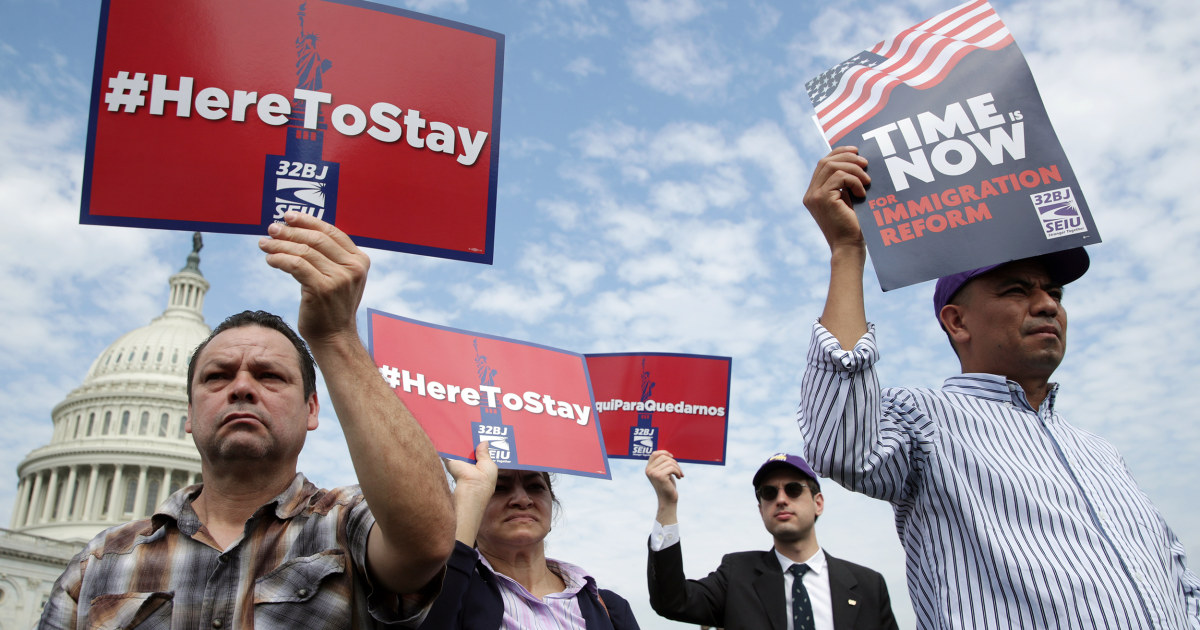 Court rules Trump can end temporary protected status for immigrant families
