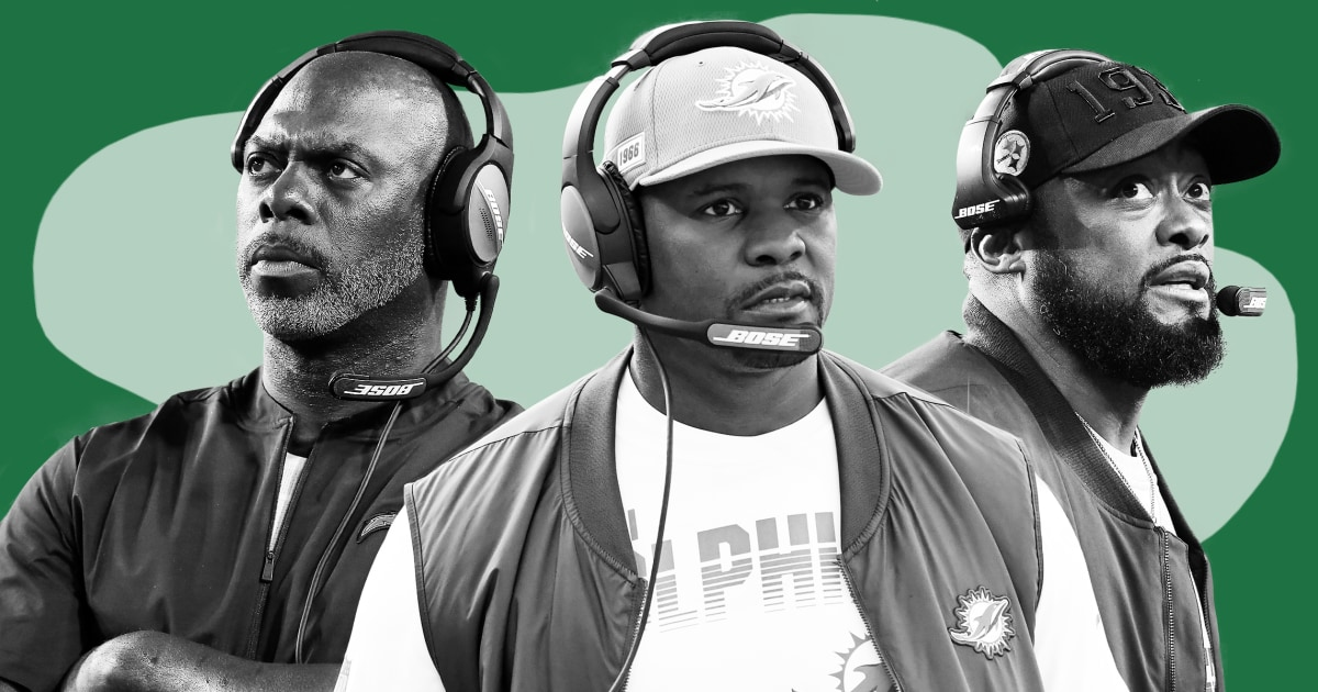 Most NFL players are Black. So why aren't there more Black head coaches?