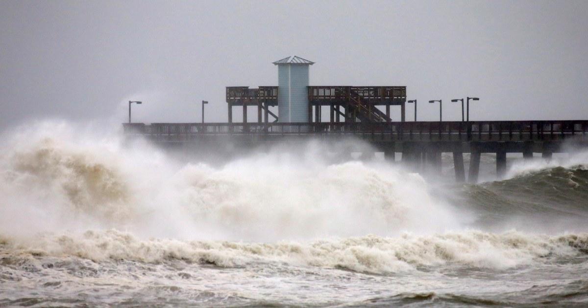 Hurricane Sally creeps toward coast, threatening 'a ...Hurricane Sally Tracker