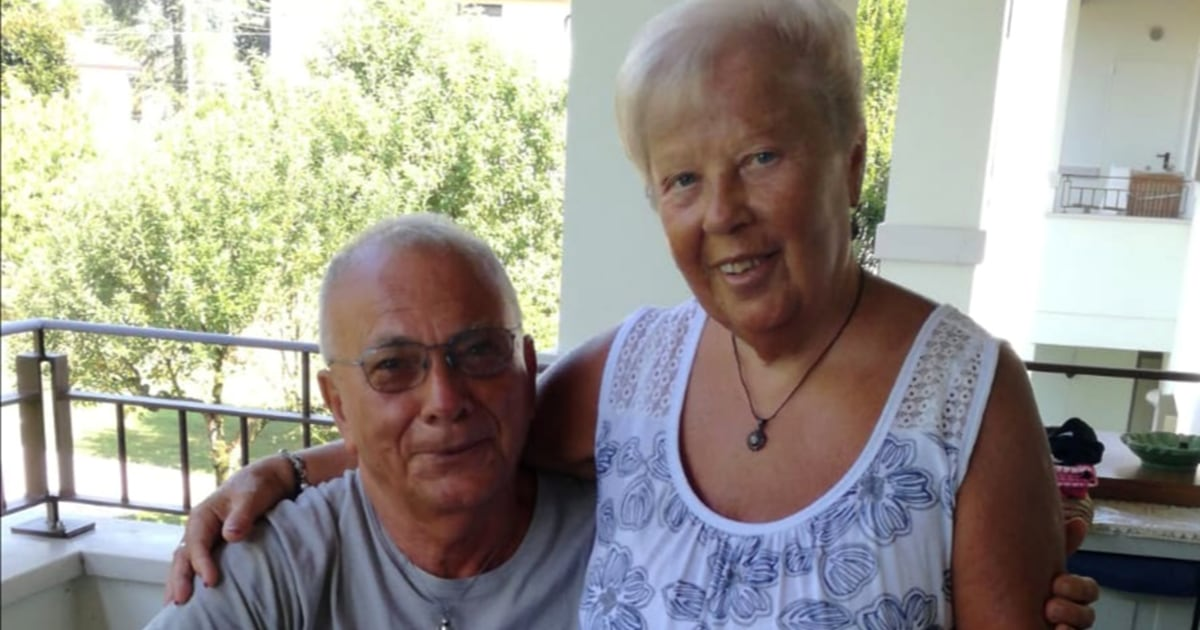 Their story touched a pope: Retired Italian couple buried together after dying of Covid-19