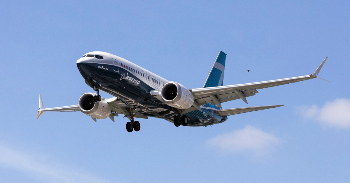 737 Max crashes had been 'horrific fruits' of failures by Boeing, FAA, says Apartment narrative thumbnail