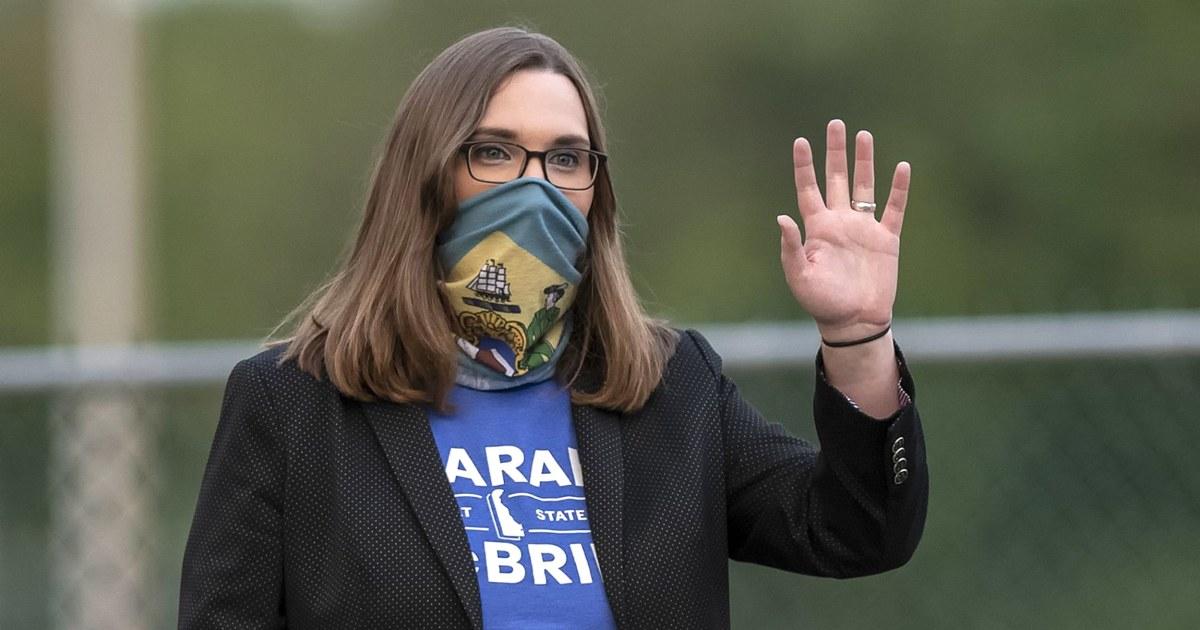 Sarah McBride poised to change into U.S.'s first transgender disclose senator thumbnail