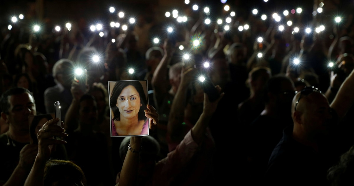 A journalist's death stunned a small Island nation — and ignited a fight for truth and justice