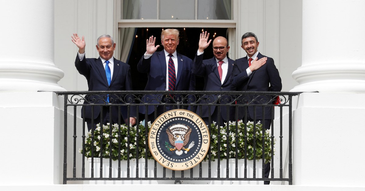 Trump deserves a Nobel Peace Prize for Israel-Bahrain-UAE deal. It's more than Obama did.
