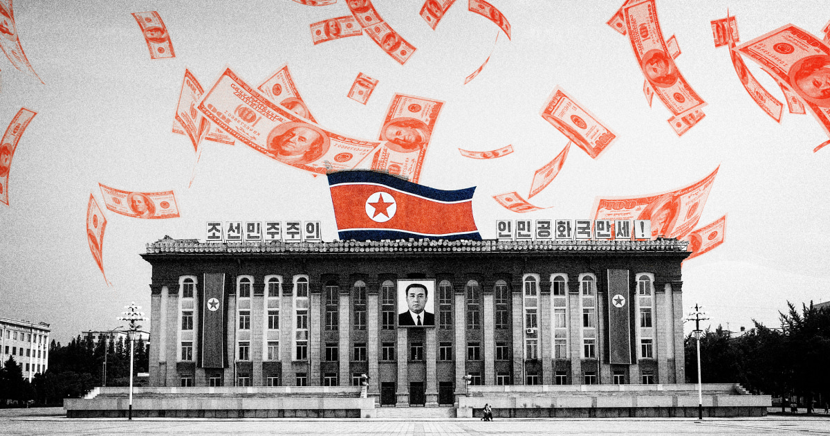 Secret documents show how North Korea launders money through U.S. banks