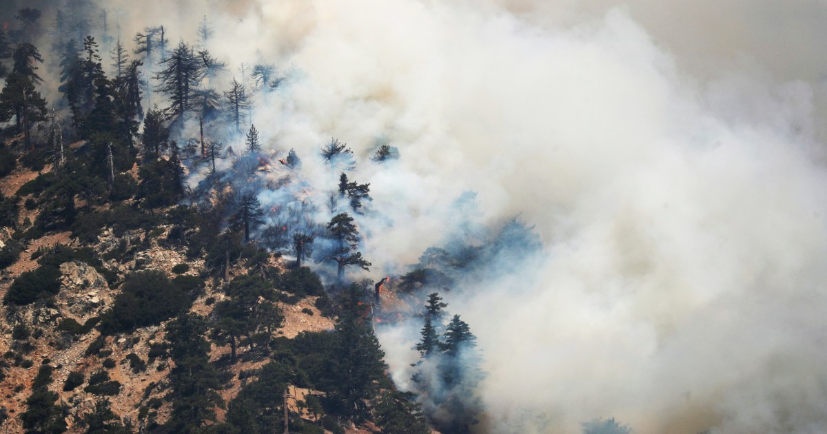 Yosemite National Park closes as wildfires scorch West Coast
