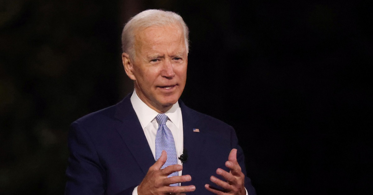 Biden punts on expanding Supreme Court as GOP plows ahead to replace Ginsburg
