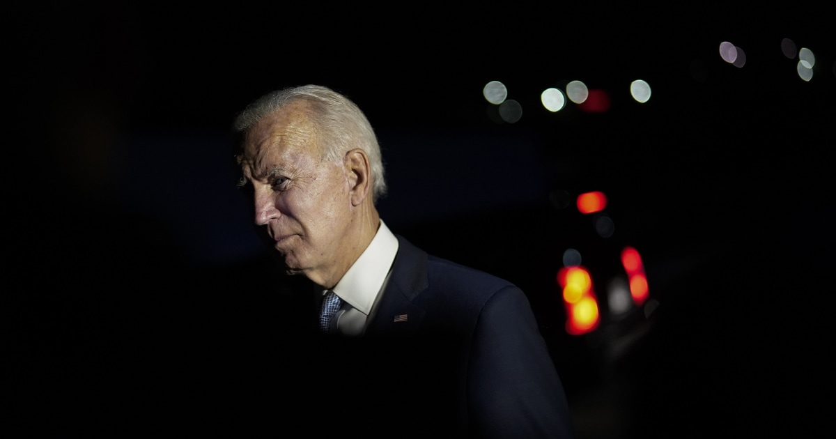 Biden has Ohio back in play. But voters in once-Democratic strongholds keep faith in Trump.