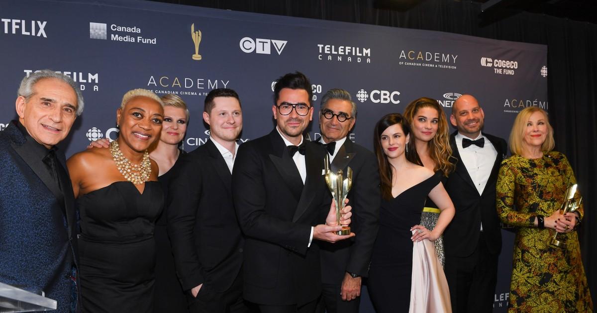 Emmys 2020 winners: 'Schitt's Creek' sweeps comedy categories in triumphant swan song